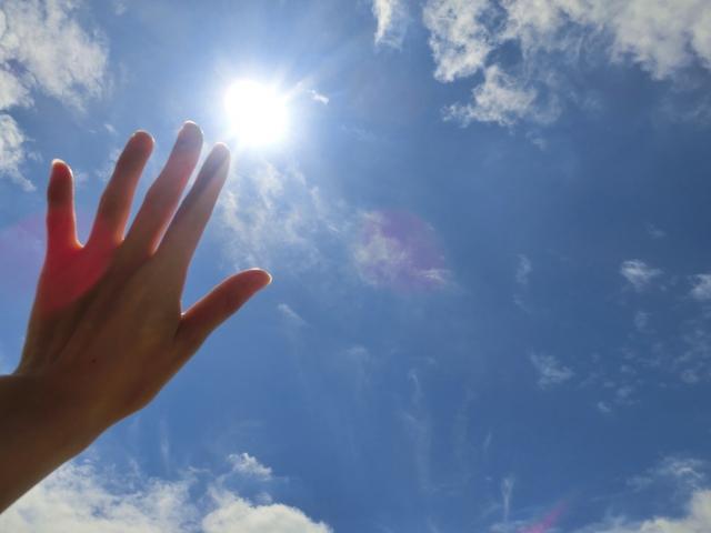 紫外線対策に「合わせガラス」