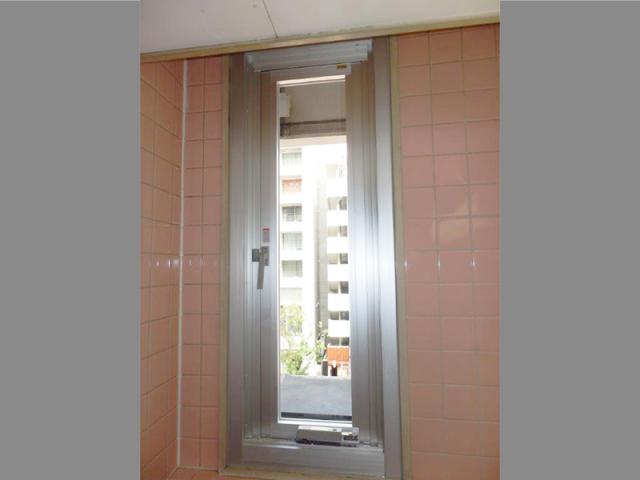 東京都渋谷区Nビル カバー工法でまるごと窓リフォーム!