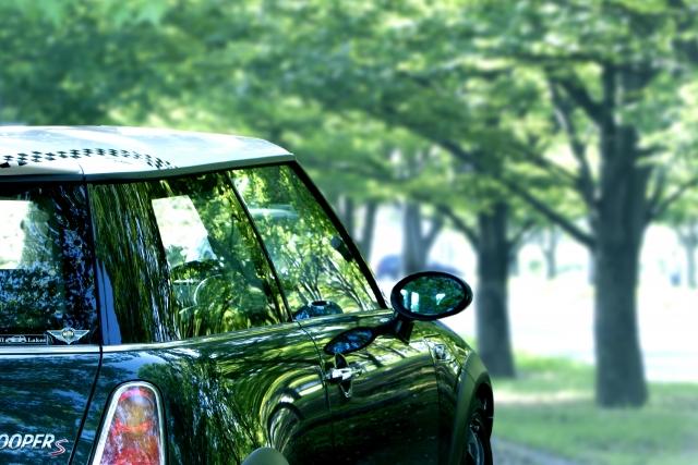 車のガラス 2