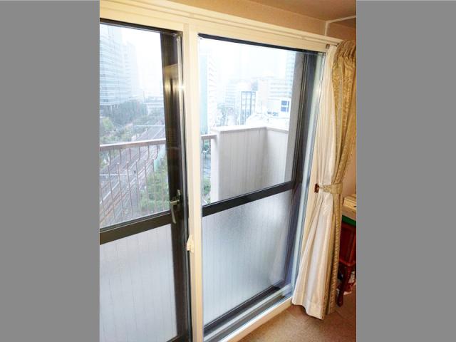 線路沿いにお住まいの方の騒音対策!内窓リフォーム【東京都品川区】