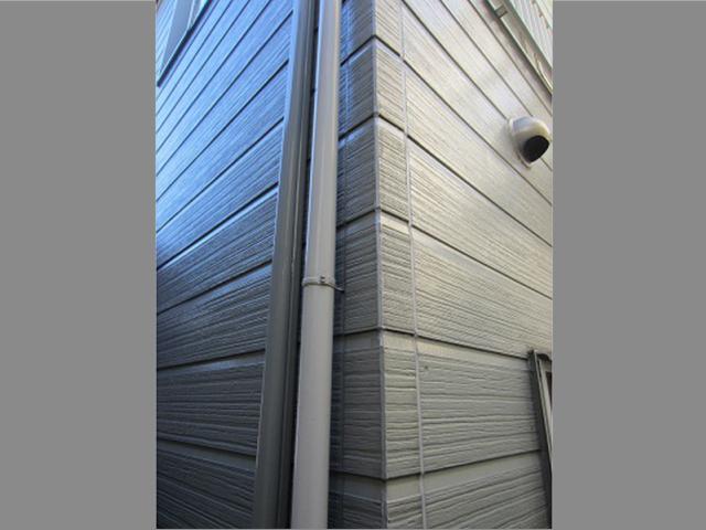 見た目だけじゃない!外壁の傷補修で雨水による腐食も防止!!