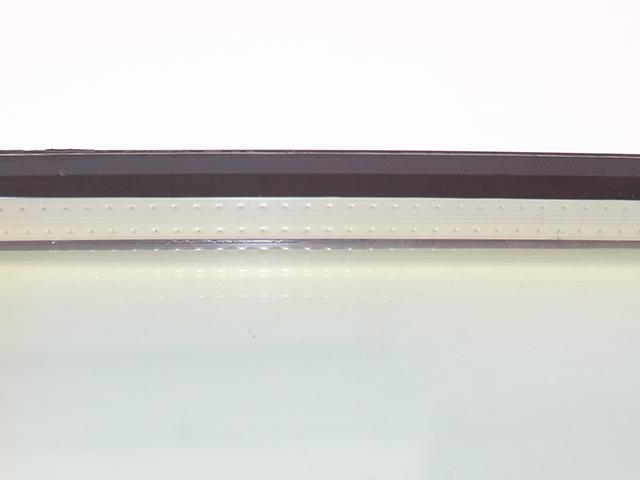 複層ガラス(ペアガラス)の見分け方