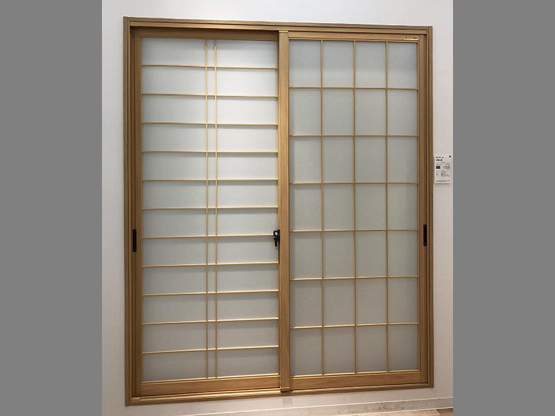 和室には、和室用の内窓を!