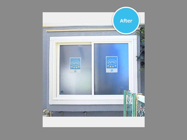 クーラーの室外機の音も解消!最新技術の窓リフォームでお客様も大満足!