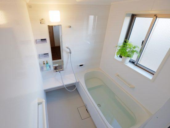 浴室リフォーム時は、窓リフォームも大切です!
