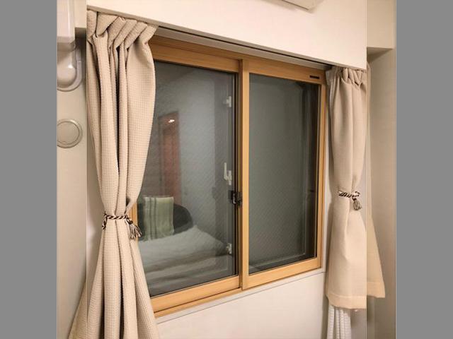 騒音対策に「YKK内窓プラマードU」を取付け!防音効果も◎(東京都調布市)