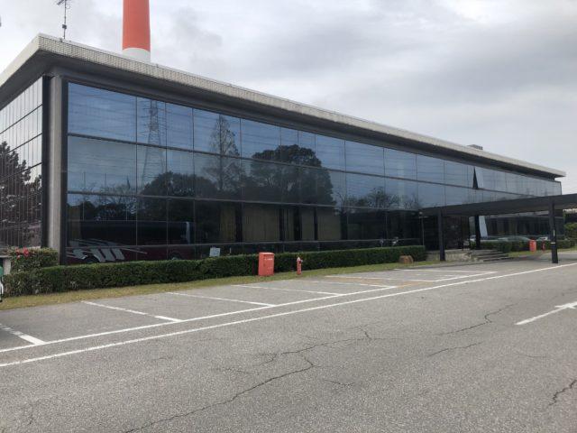 日本板硝子BP工場