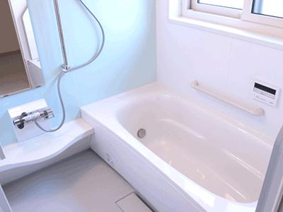 お風呂の防犯・目隠し(視線)・断熱対策におすすめの窓リフォーム
