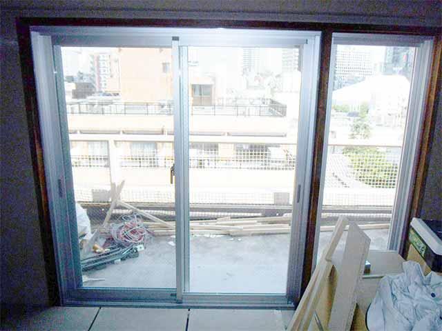 結露対策に!マンションの窓リフォーム(東京都港区)
